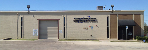 Converter Connection Facility - Grand Prairie, TX